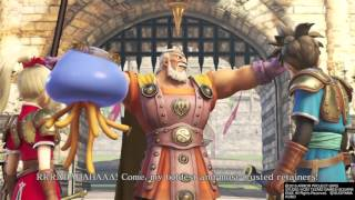 DQH (Dragon Quest Heroes) Slime Collector 's Edition-Intro