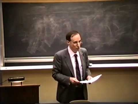 Christopher Bruell: Problem of Teaching Plato Today, Kenyon College, 1991