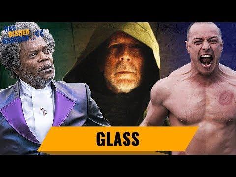 GLASS: Wir fassen Unbreakable und Split zusammen!   Was bisher geschah!