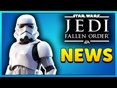 BEST STAR WARS GAME?! + Jedi Fallen Order Fortnite Skin from YouTube · Duration:  3 minutes 46 seconds