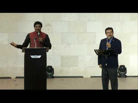 DR SATISH KUMAR SERMON IN MEXICO, COICOM - MESSAGE 1