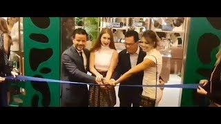 Inauguração da Louis Vuitton no Flamboyant
