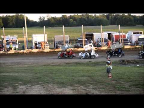 Miami County Speedway Fair Race 2016