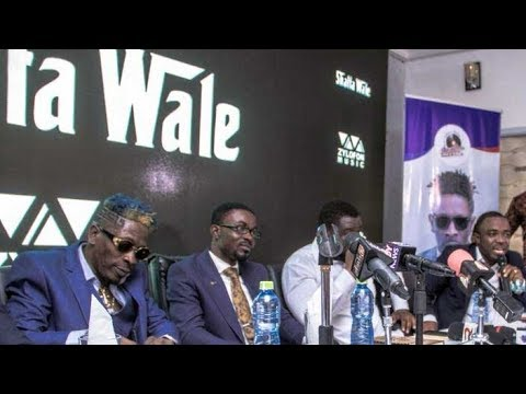 Shatta Wale's journey to Zylofon Music