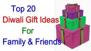 20 Best Diwali Gift Ideas For Family & Friends/useful diwali gifts,