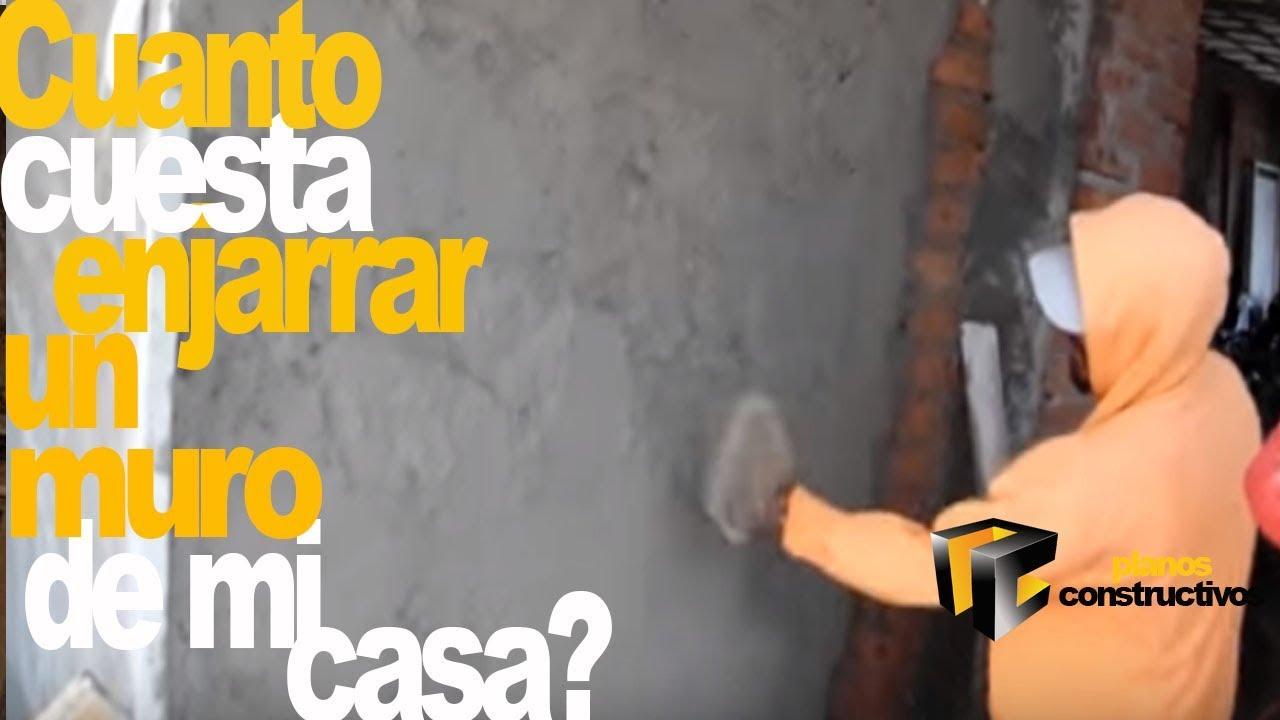 Cuanto cuesta el metro cuadrado de enjarre youtube - Cuanto vale el metro cuadrado ...