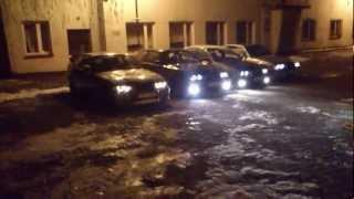 Łany W. Team BMW