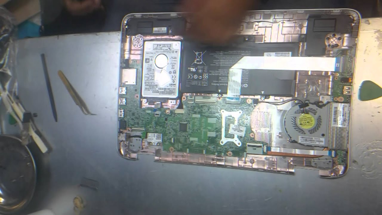 HP Envy x360 teardown and Glass replacement - YouTube   1280 x 720 jpeg 104kB