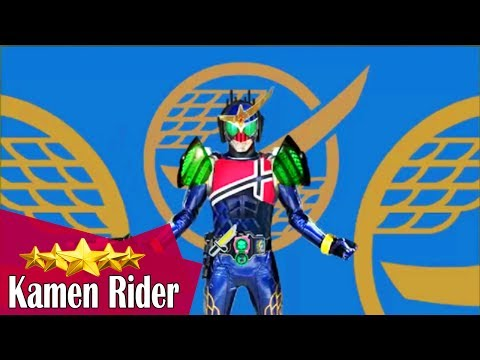 Game Siêu Nhân Kamen Rider #1