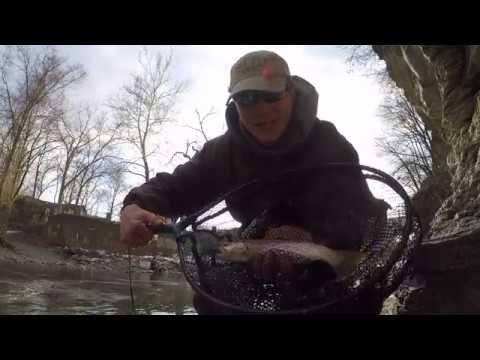 Fly Fishing In Ithaca NY; A Four Day Journey