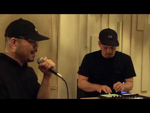 Native Sessions: Mitsu the Beats and Hunger from Gagle live | Native Instruments