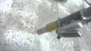 винтовой компрессор и пескоструйный аппарат(Этот ролик обработан в Видеоредакторе YouTube (http://www.youtube.com/editor), 2016-04-26T10:26:30.000Z)