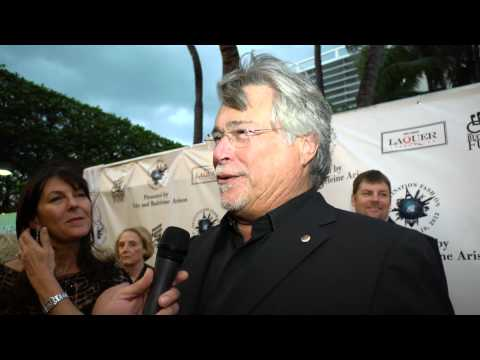 Mickey Arison Red Carpet Interview (Outtakes)