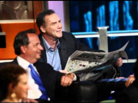 Norm Macdonald booted off radio show (KGO in SF)