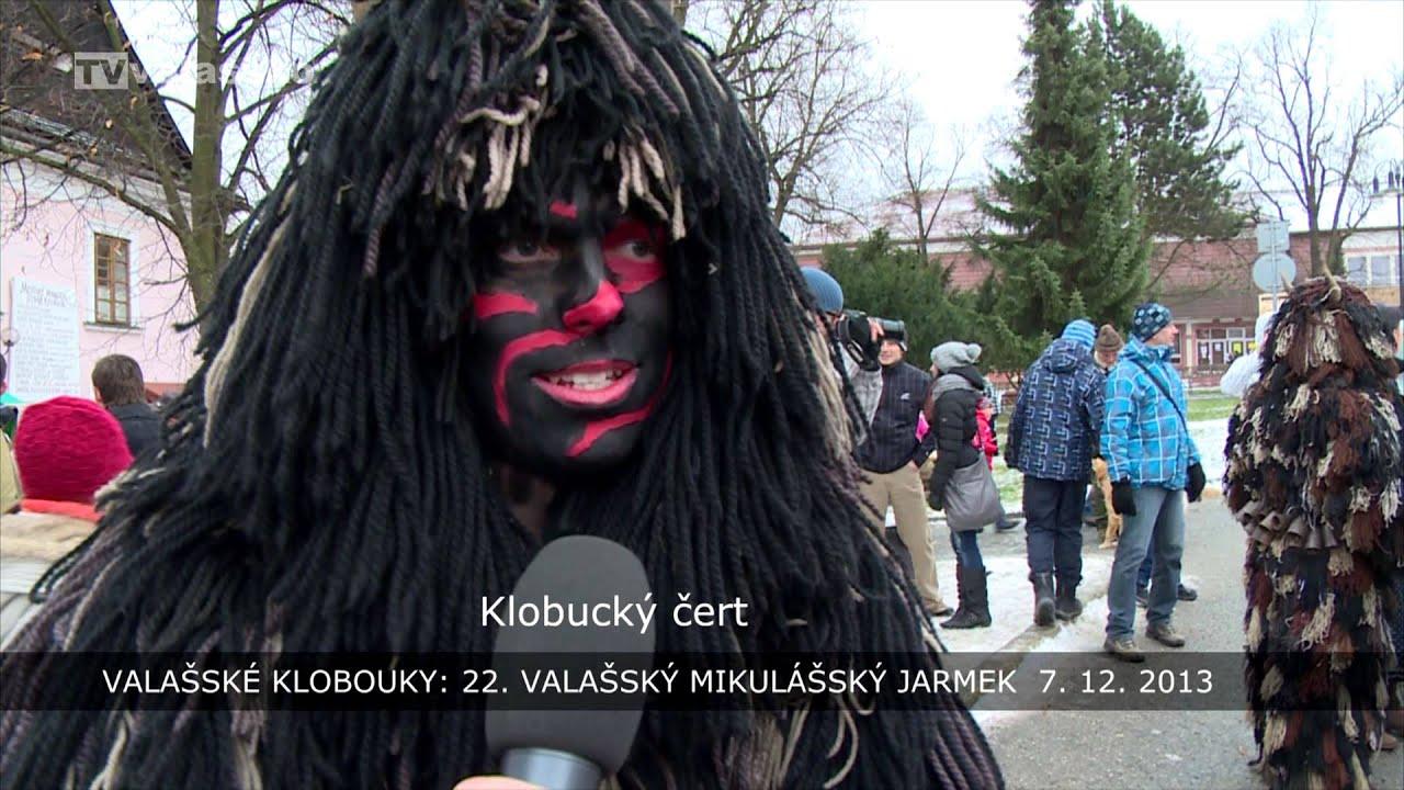 add403a5dcd Valašské Klobouky - 22. Valašský mikulášský jarmek 7. 12. 2013 - YouTube