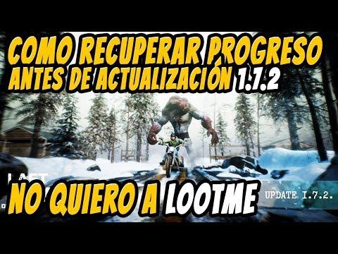 Recuperar progreso antes de actualización 1.7.2 | Lootme | LAST DAY ON EARTH: SURVIVAL