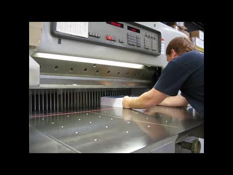 Polar Paper Cutter