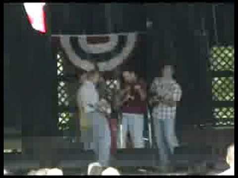 Shrinemont Bluegrass Festival Part 1