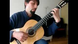 Mazurka Triste by Giuseppe Torrisi (Performed by Santy Masciarò)