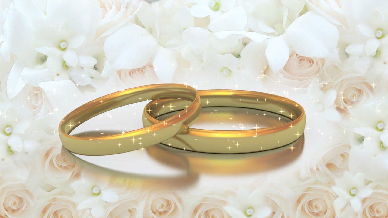 Spinning Wedding Rings Loop YouTube
