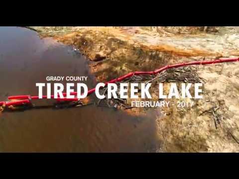 Tired Creek Lake - Cairo, Georgia