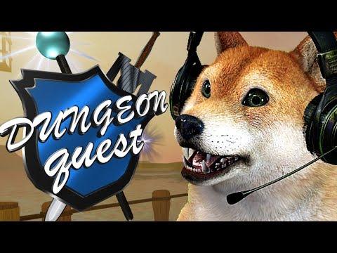 "New Live Stream Channel!🐺!Dungeon Quest!🦊!""🐾🐕read description!🐕🐾"""