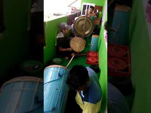 gandrang bulo adat Bugis Makassar(2)