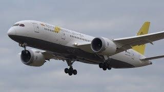 EPIC London Heathrow +40 BIG Plane Arrivals Incl. 5 A380s