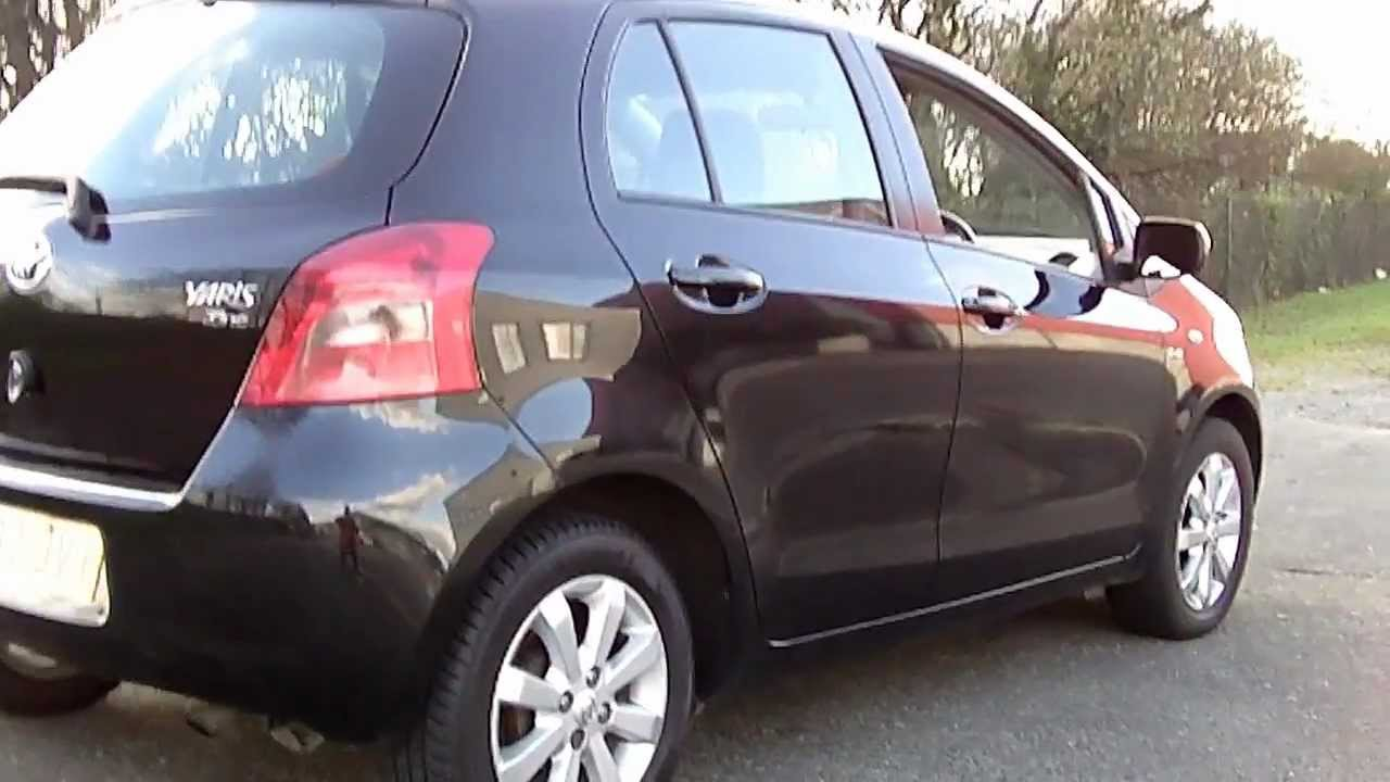 Www bennetscars co uk 2007 toyota yaris 1 4 d 4d zinc this car has now been sold youtube