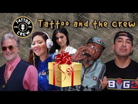 Tattoo And The Crew - June 14,2019 (Father's Day Surprise From RaqC)