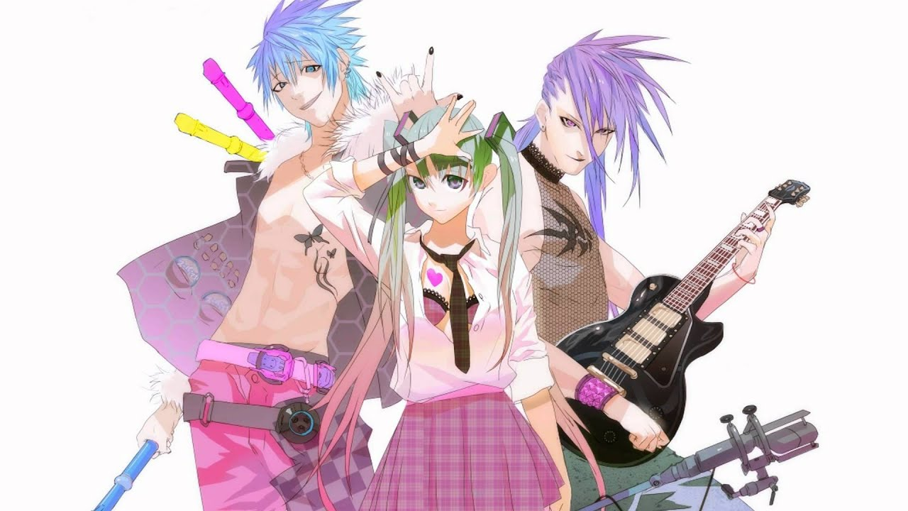 Anime Girl Wallpaper With Names Nightcore Super Psycho Love Youtube