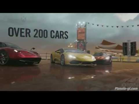 Forza Horizon 2 - Xbox One E3 Trailer