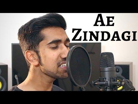 Ae Zindagi Gale Laga Le | Arijit Singh (Cover) | Suresh Wadkar