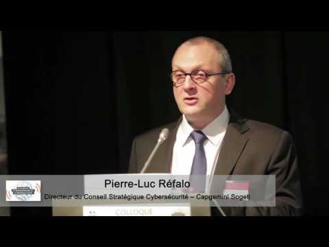Colloque Economie de la cybersécurité 2016 - 2 - Pierre-Luc Réfalo