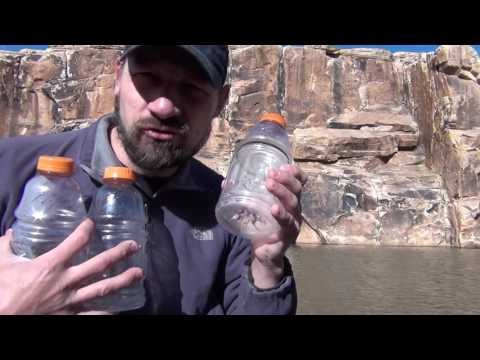 MSR TrailShot Pocket-Sized Water Filter - NEW for 2017! - FIELD REVIEW