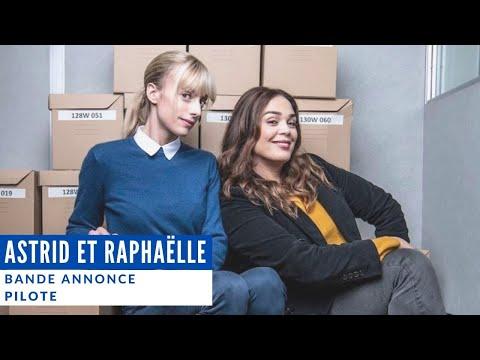 Astrid et Raphaëlle | Pilote (2019) | Bande annonce France 2