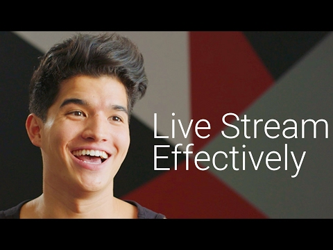 YouTube mobile live streaming is here, starting with channels above 10,000 subscribers