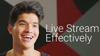Plan your live stream content and discovery