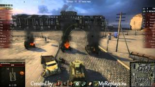 WOT: Himmelsdorf - BT-2 - 6 frags -