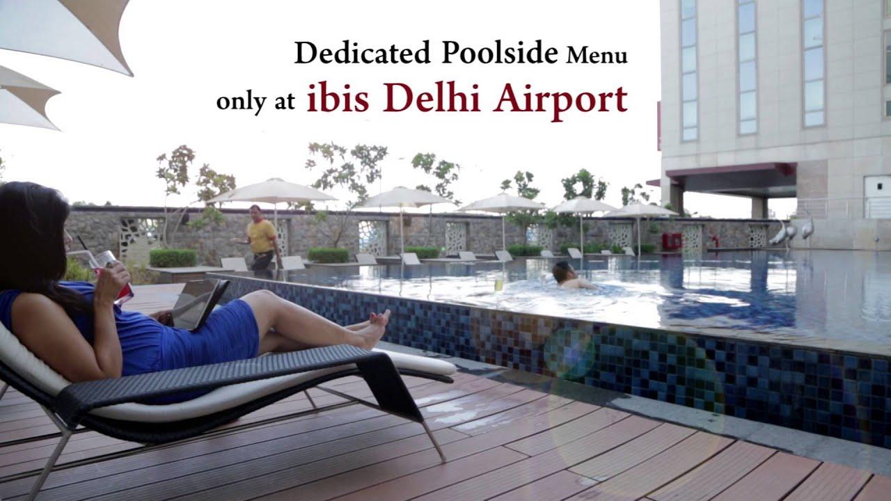 3 Star Hotels Near Delhi Airport Ibis India