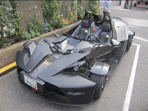 KTM X Bow ARAB SUPER CAR INVASION LONDON [Walk Around]