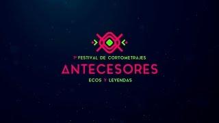 "PROMOCIONAL    FESTIVAL DE CINE ""ANTECESORES"""