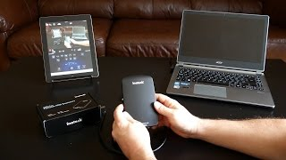 Installing Acer V7 1TB HDD into Inateck 2.5