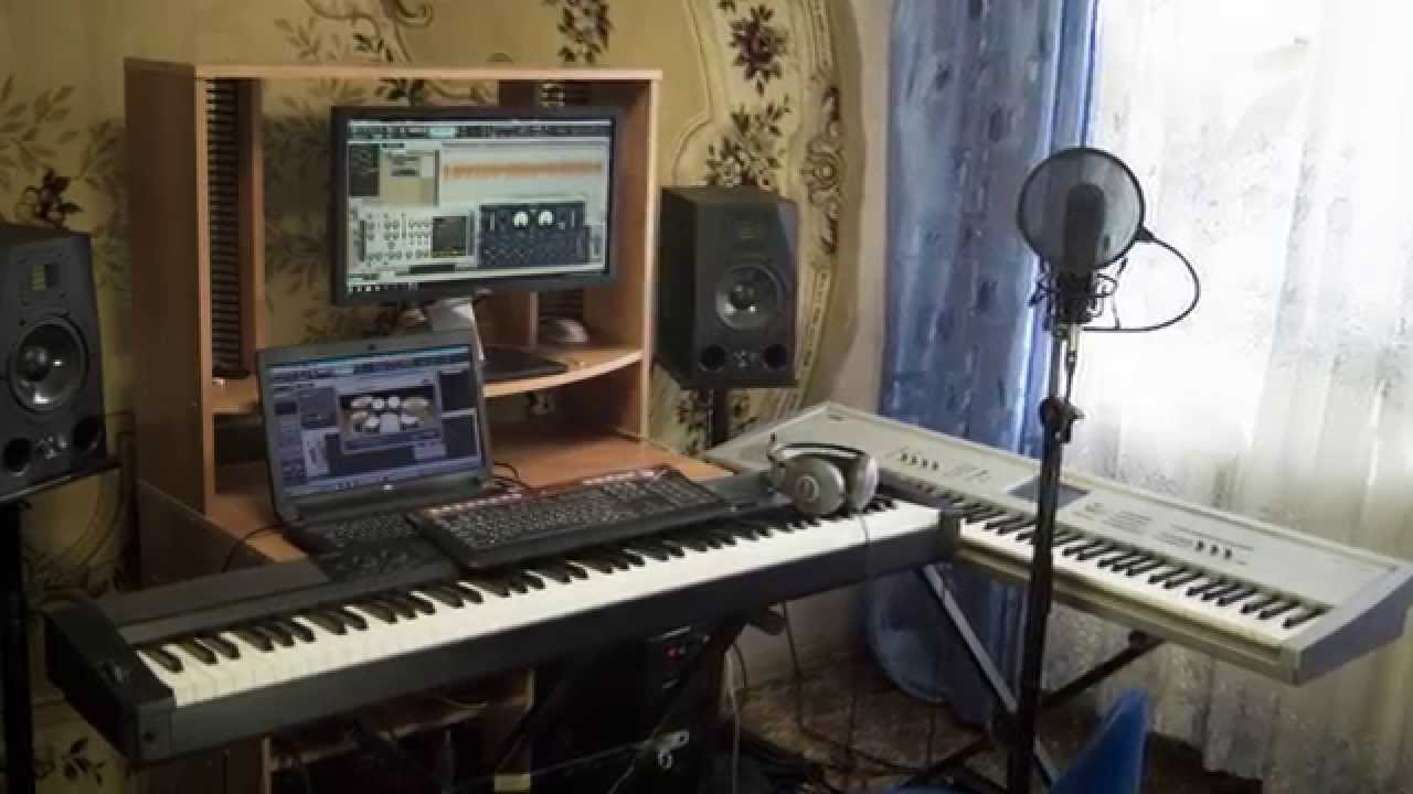Для домашней звукозаписи программы