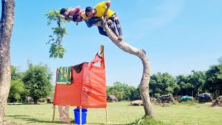 Best New Amazing funny comedy video just for fun video 2021 Bindas comedy