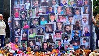 Свеча памяти погибшим детям на Донбассе