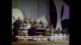 Count Basie and his Orchestra in concert France 1975 part 1