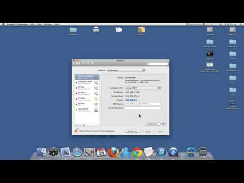 How to open ports on MAC - Easy Tutorial