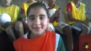 Tapembol - Minas Olímpica - Crucilândia (Depoimento)