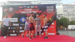Strike fc 3 Murat Çepel Face to Face
